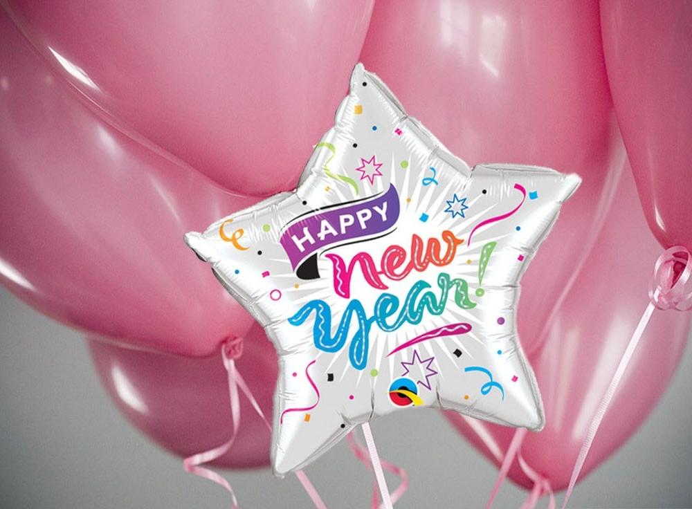 Happy New Year's Eve!!