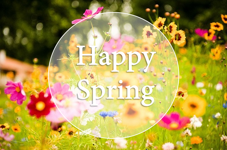 Happy Spring Images Happy spring!