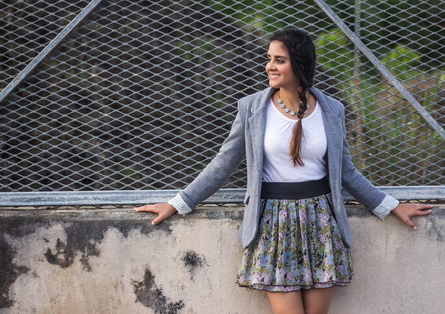 Girly Meets Edgy-Pretty Little Liars Fashion Inspiration