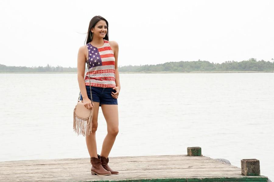 Embracing Patriotic Fashion