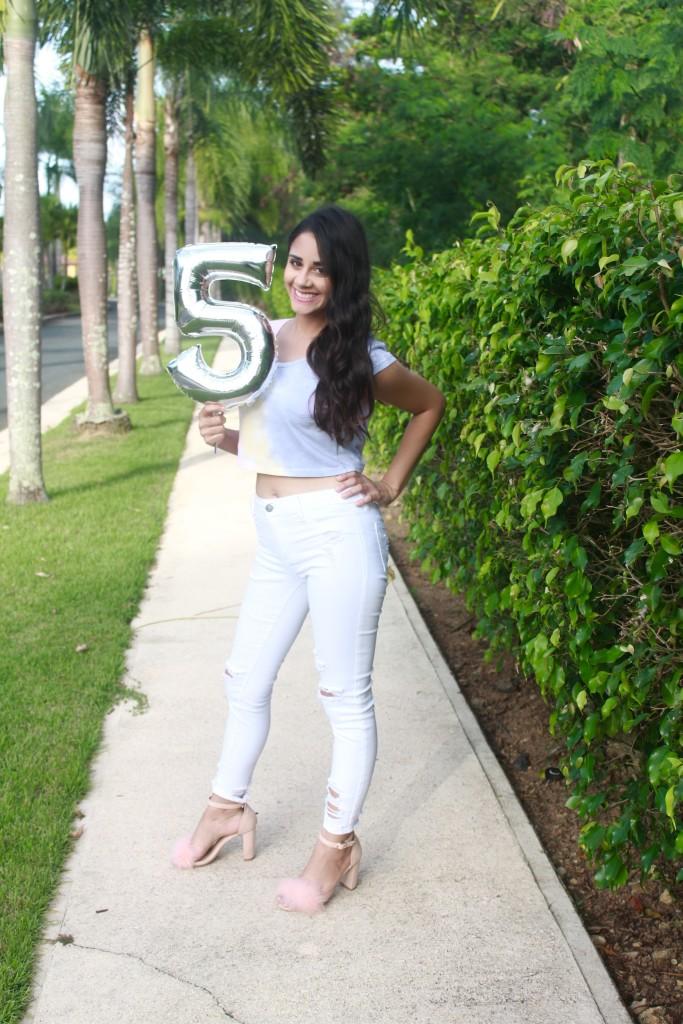 Lovely Chicas-Charlene Gonzalez